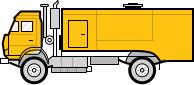 Каналопромывочная машина